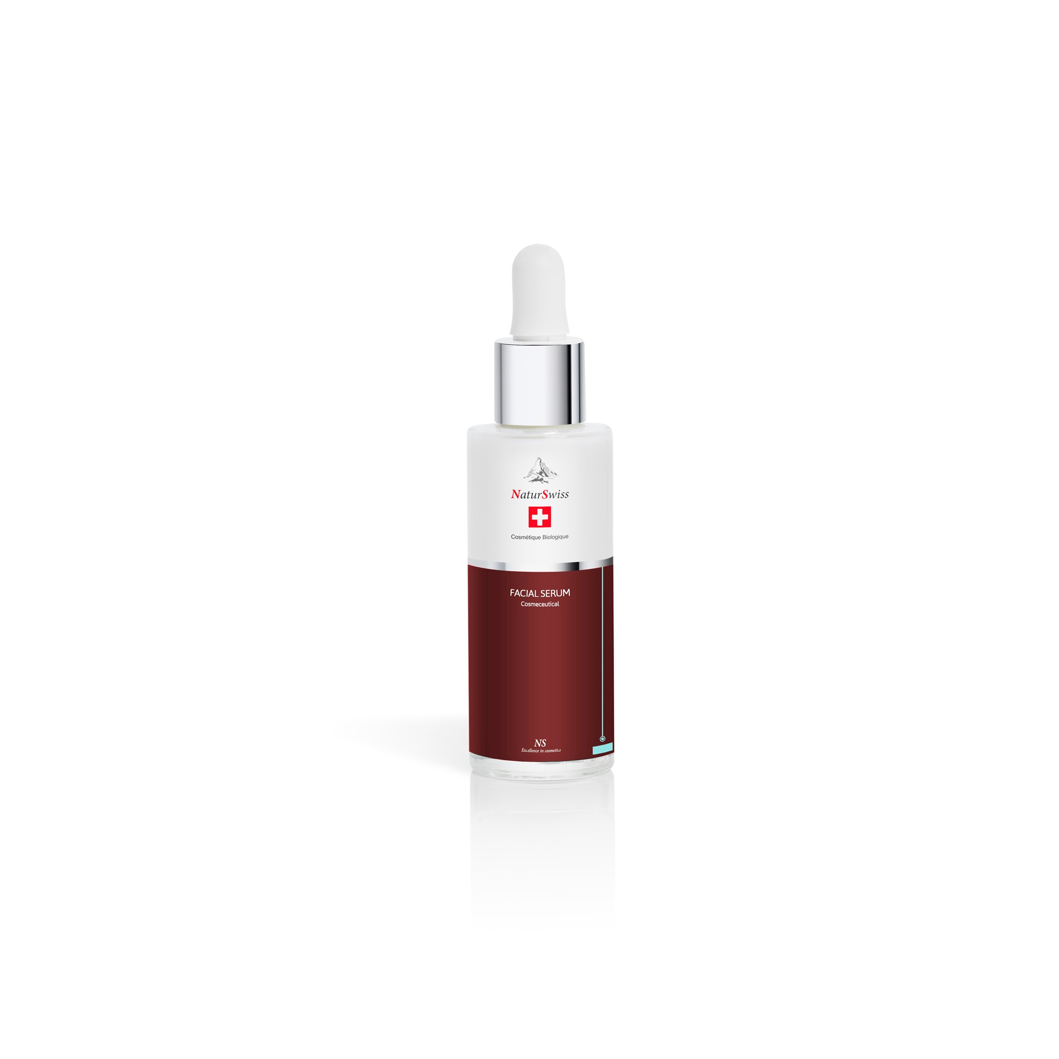 Facial Serum with Acid Hyaluronic